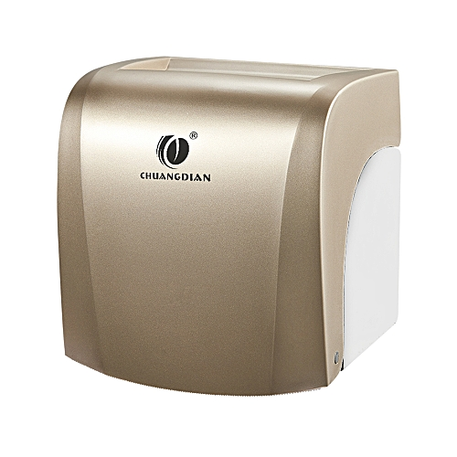 Toilet Roll Paper Tissue Box Wall Mounted Bathroom Rest Room Waterproof Paper Holder
