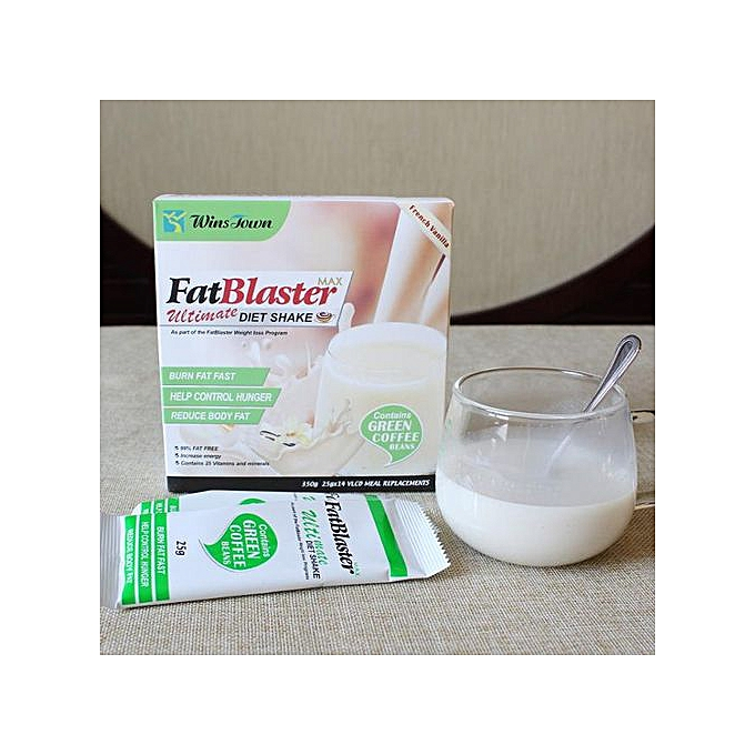 Fat Blaster Ultimate Diet Shake With Green Coffee Beans