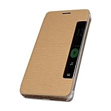 Zero 4 Plus (X602) Smart Case With Sensor- Gold