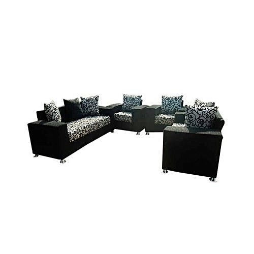 7 Seater Sofa Chair. 'ORDER NOW AND GET A FREE OTTOMAN' (Delivery To Lagos Only)
