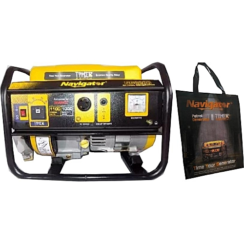 Sumec Navigatorl Timer Generator 1,100watts + Free Bag