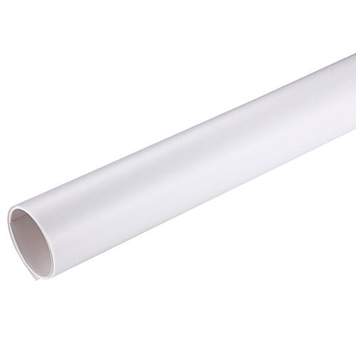 PULUZ Photography Background PVC Paper Kits For Studio Tent Box, Size: 120cm X 60cm(White)