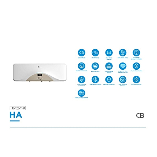 20 Liter Water Heater D20-20HA