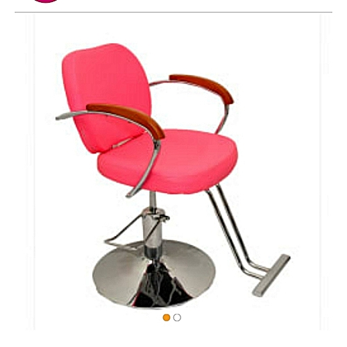 Salon Barber Chair (Pink)