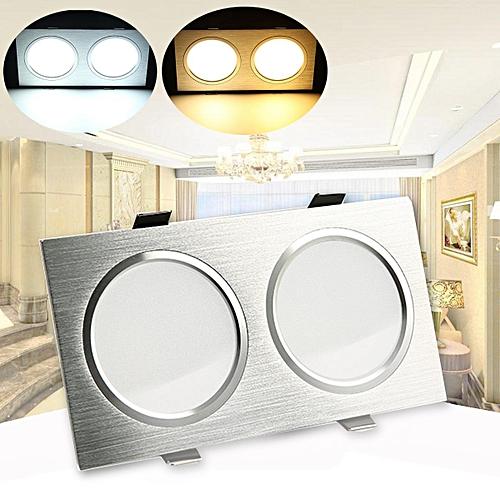 3W LED Recessed Ceiling Down White Light Lamp Downlight Home Decor AC 85V~265V White