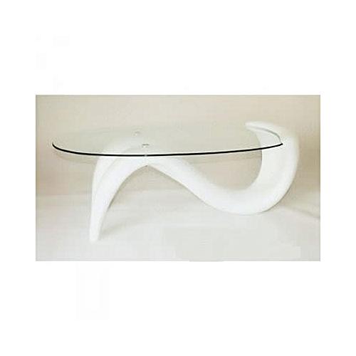 Creative Contemporary Coffee Table C-260-White