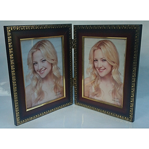 2 In 1 Couple Picture Frame