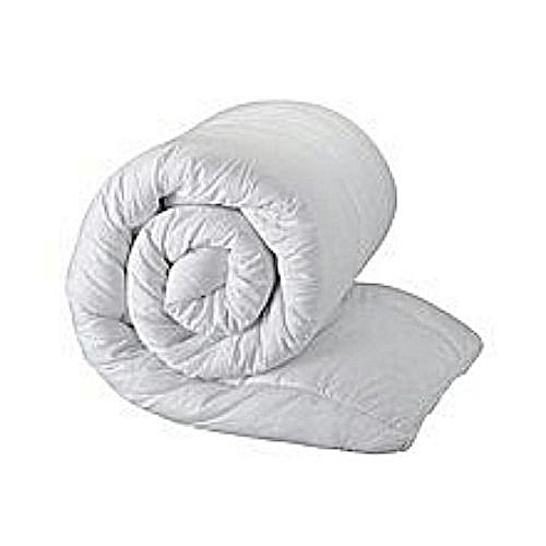 Duvet Alone - Plain White