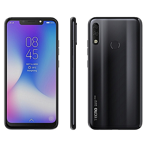 Camon 11 Pro (Cf8) 6 2Inch FHD (6GB, 64GB ROM) Android 8 1 Oreo, 16MP +  5MPDual Rear Camera,24mp Front Camera With Flash Dual SIM 4G Fingerprint