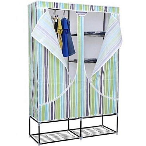 Mobile Cloth Wardrobe Closet