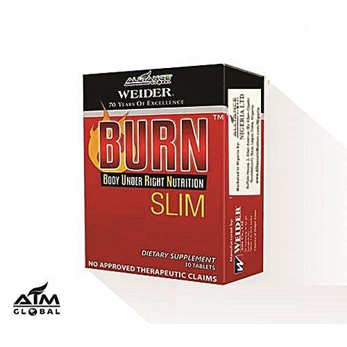 Burn Slim Natural Weight Loss Tablets