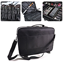 Women Portable Waterproof Cosmetic Bag Storage Box Makeup Manicure Toolbox