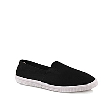 Loafers for Women On Sale in Outlet, Black, suede, 2017, 2.5 3.5 4 4.5 5.5 6 6.5 Car Shoe
