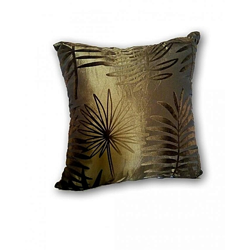 Metallic Throw Pillow