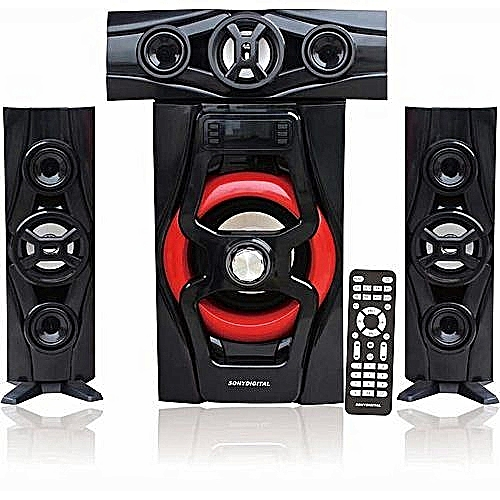 Home Theatre System Leggend With Bluetooth & USB Port