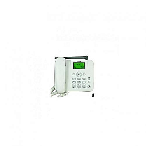 F316 - GSM Sim Card Landline Table Phone Office & Home