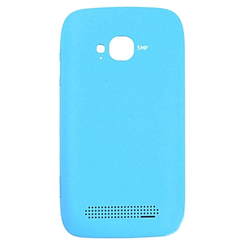 f1ec8478a Generic Housing Battery Back Cover + Side Button For Nokia 710(Blue ...