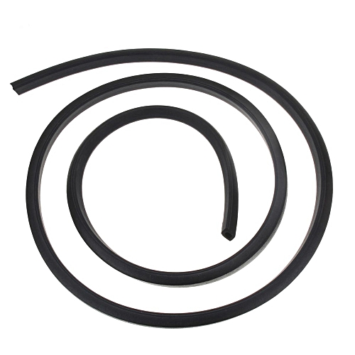 Dishwasher Rubber Door Seal Gasket Black For Whirlpool 902894 WP902894 PS2097160