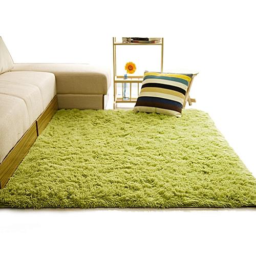 Soft Shaggy Carpet For Living Room Warm Plush Floor Rugs Fluffy Mats 60*90cm