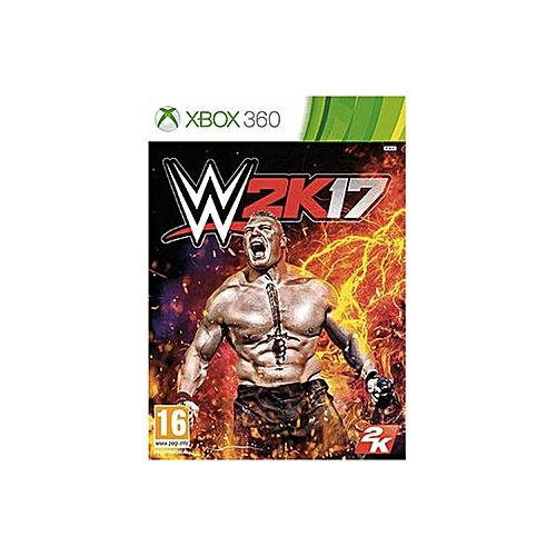 WWE 2K17 - Xbox 360 PAL