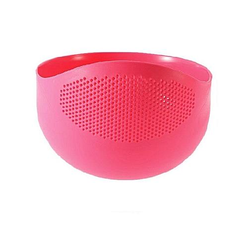 Prep & Serve Multi-function Bowl with Integrated Colander - Pink