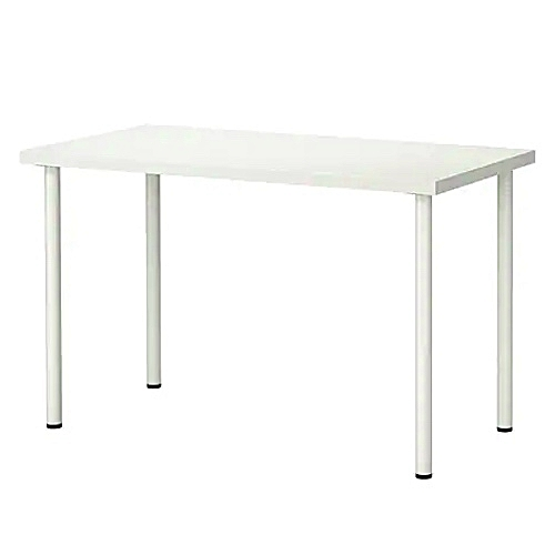 Center Table For Office, Dinning, Conference, White Board, Grey Legs
