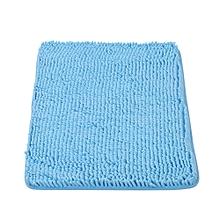 Blue Canyon Rubber Shower Mat Colour White