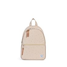Town Women  039 s Backpack - Khaki Nectarine Scatter 5fc527998ec0a
