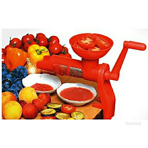 Manual Hand Blender For Tomato Pepper Onions Fruits Vegetable Herbs - Juice Extractor