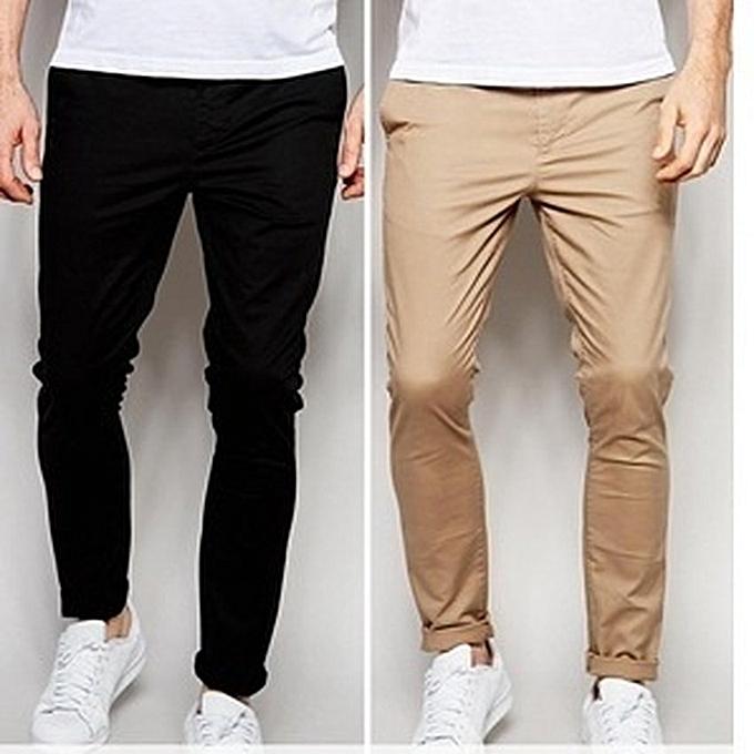 Fashion 2in1 Men S Chinos Trousers Jumia Com Ng