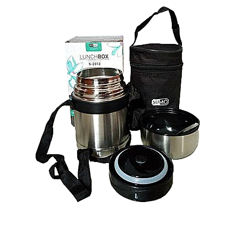 Sumo 0.5ltr Food Flask With Bag And Spoon