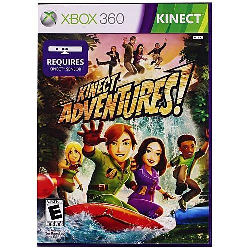 Kinect Adventures! - Kinect XBOX360 { Free Region}