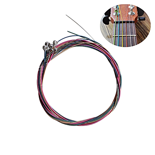 Guitar Strings Replacement Steel String For Acoustic Guitar