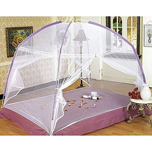 """Mosquito Net - Indoor & Outdoor Use """"6*6"""" With Free Gift"""