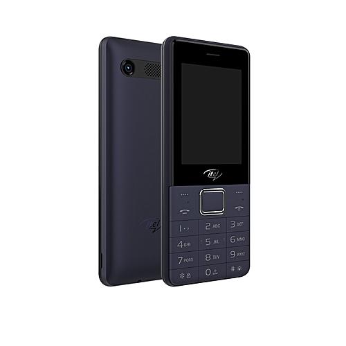 It5080 Triple SIM, Wireless FM, Super Bright LED Torch Phone - Blue