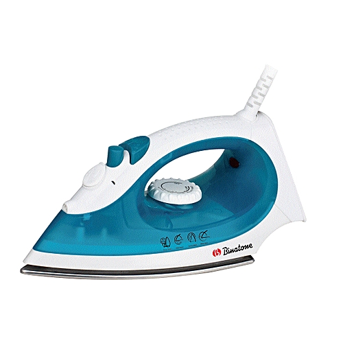 Smoother Gliding - Steam Iron - SI-1605 Blue