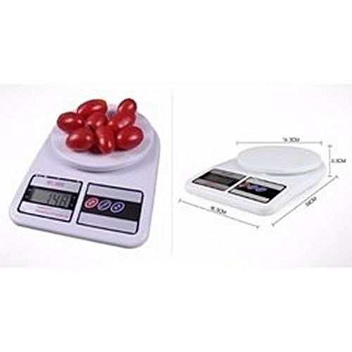Digital Kitchen Scale-10kg X 1g