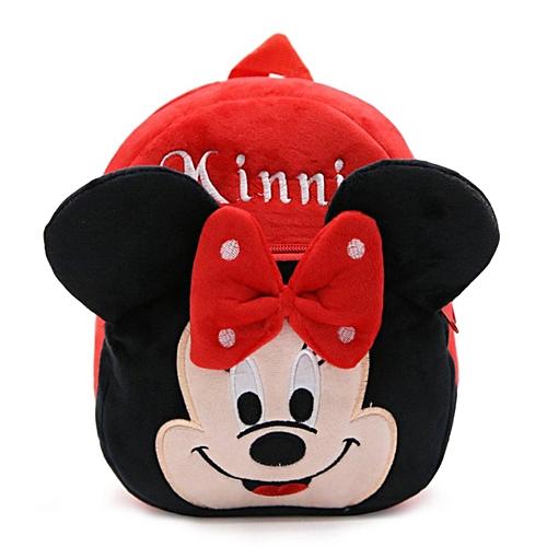 8884363dba Generic Cartoon Kids Boys Girls Plush Backpacks Baby Cute Children School  Bags