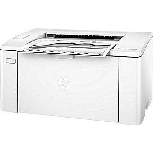 LaserJet Pro M130a Printer - White