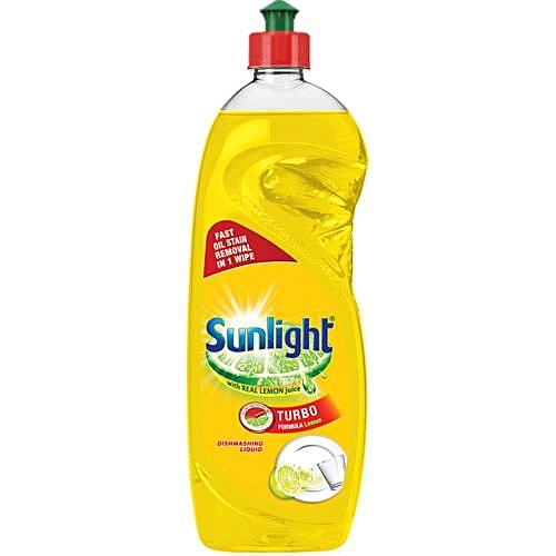 Dishwashing Liquid Lemon 750ml