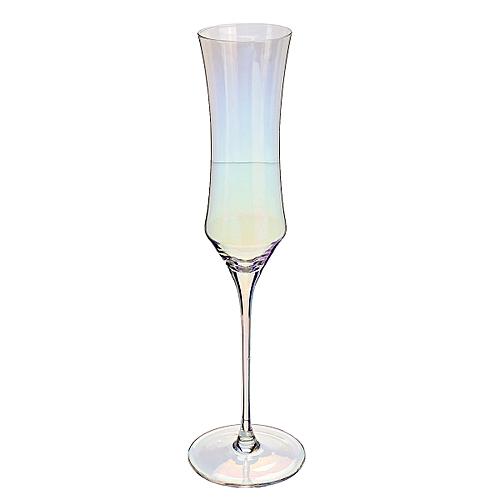 Bar Craft Iridescent Wine Glasses Rainbow Whisky Gin Glass Drinking Glassware