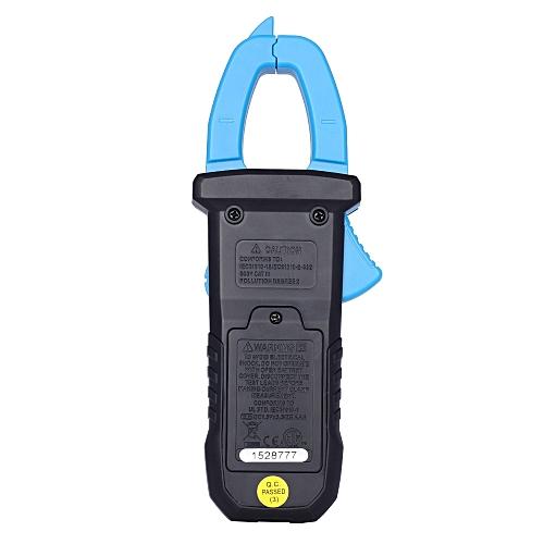 ACM03 Plus 400A Digital Auto Range AC / DC Clamp Meter Capacitance Frequency NCV Measuring-LAKE BLUE