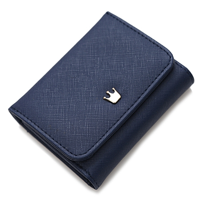 0177b26cc78 Fashion Women s Wallet Card Holder Wallets Crown Small Wallet Coin ...