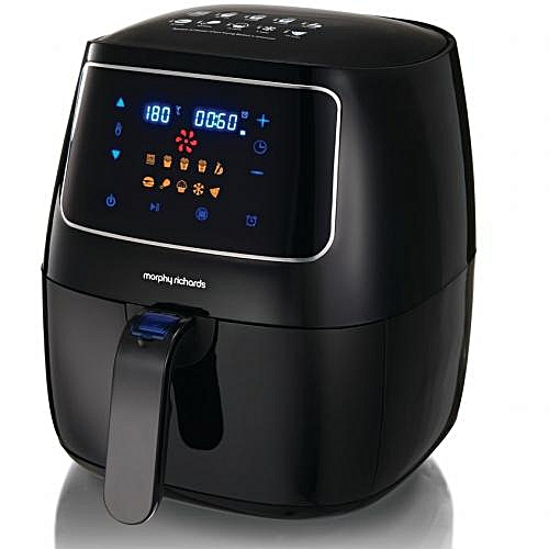 3 Litres Touch Control Digital Health Fryer - 6 Portions
