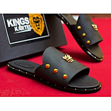 e0093062b49 Buy Men s Slippers   Sandals Online