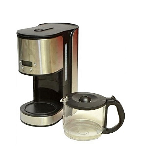 Filter Coffee Maker With Timer