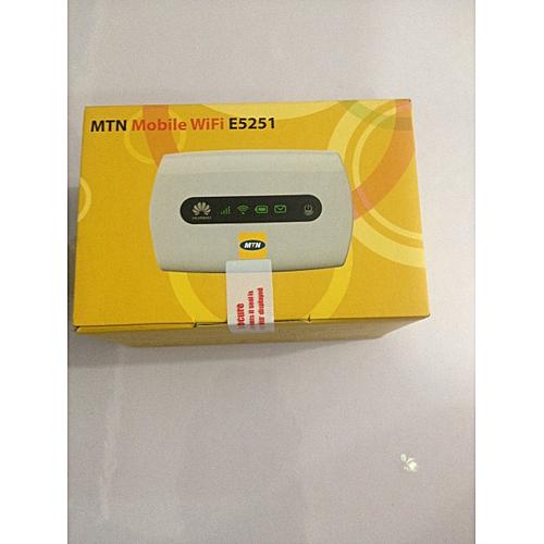 Mtn 3G Mobile WiFi Model E5251s-2 For All Networks