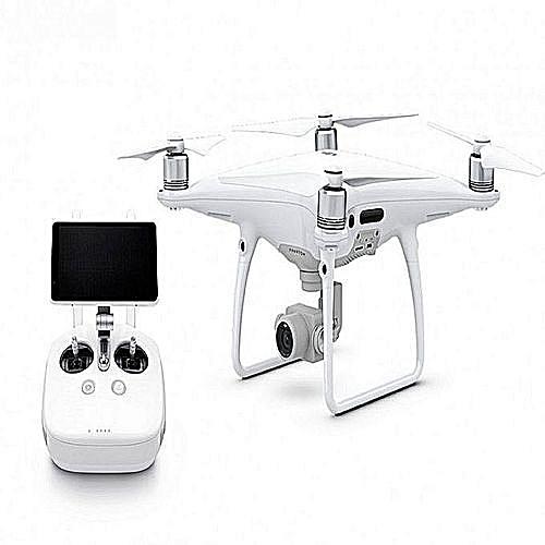 "Phantom 4 PRO+ (Plus 5.5"" Built-in Screen) Quadcopter"