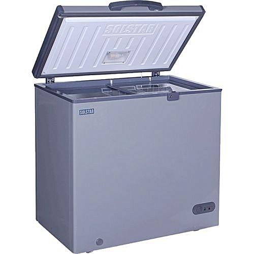Chest Freezer CF 140-SGFSLB SS
