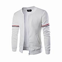 Men's Clothing Mr Robot Printed Fashion Sport Pocket Button Baseball Jacket Men Women Sweatshirts Coats Casual Long Sleeve Hoodies Jackets Tops Jackets